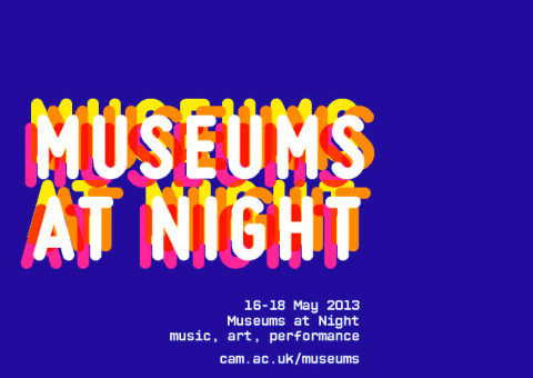 Museums at Night card