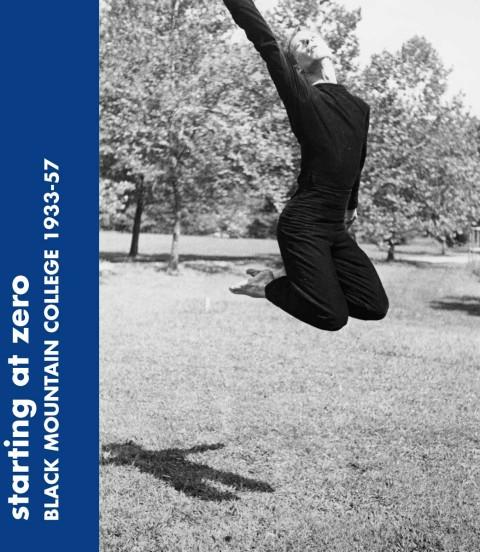 Black Mountain College catalogue cover