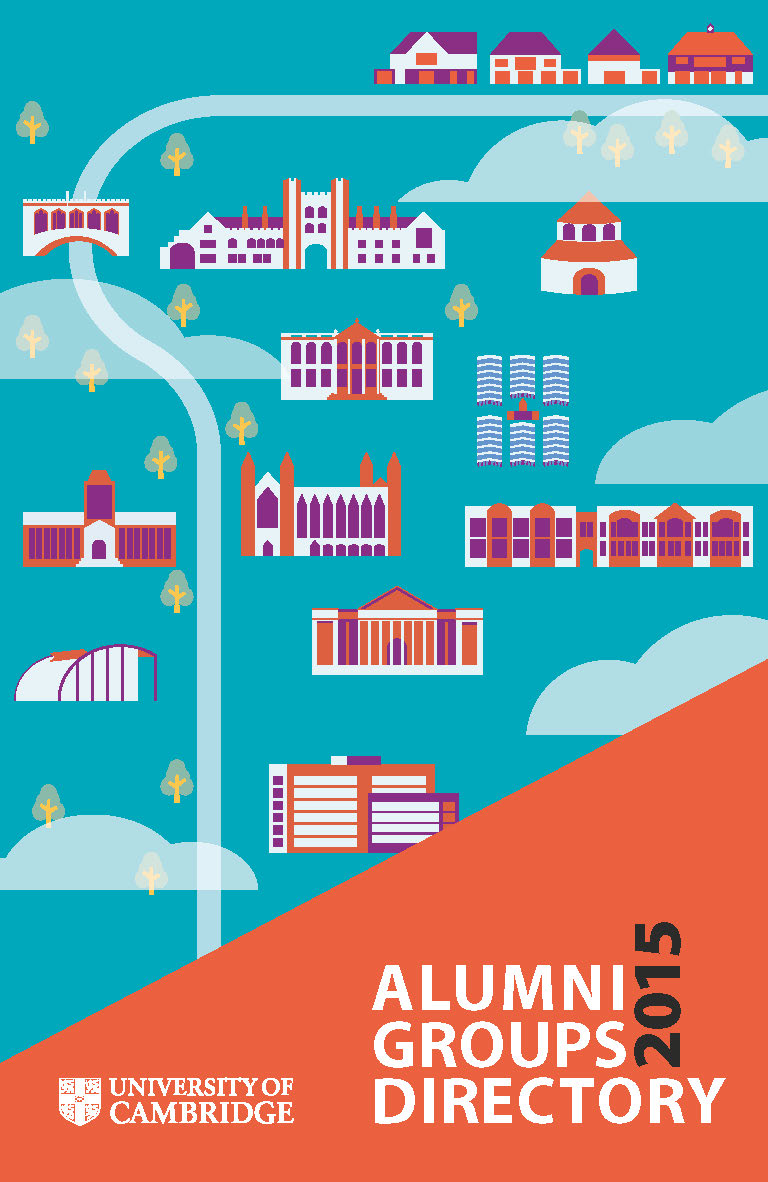 Alumni Groups 2015 cover