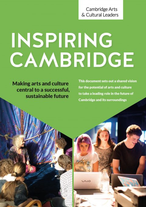 INSPIRING CAMBRIDGE booklet cover