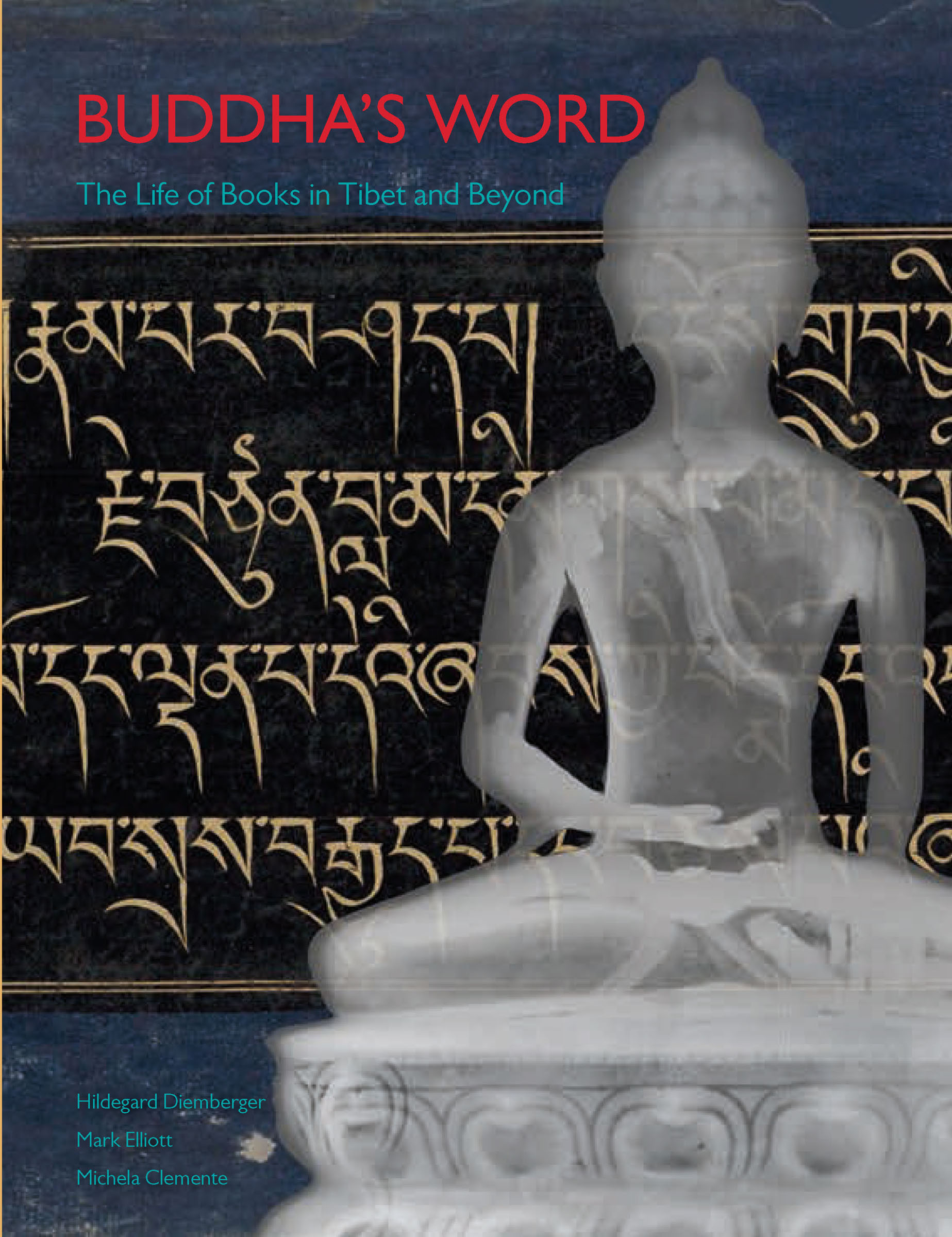 Buddha's Word catalogue cover