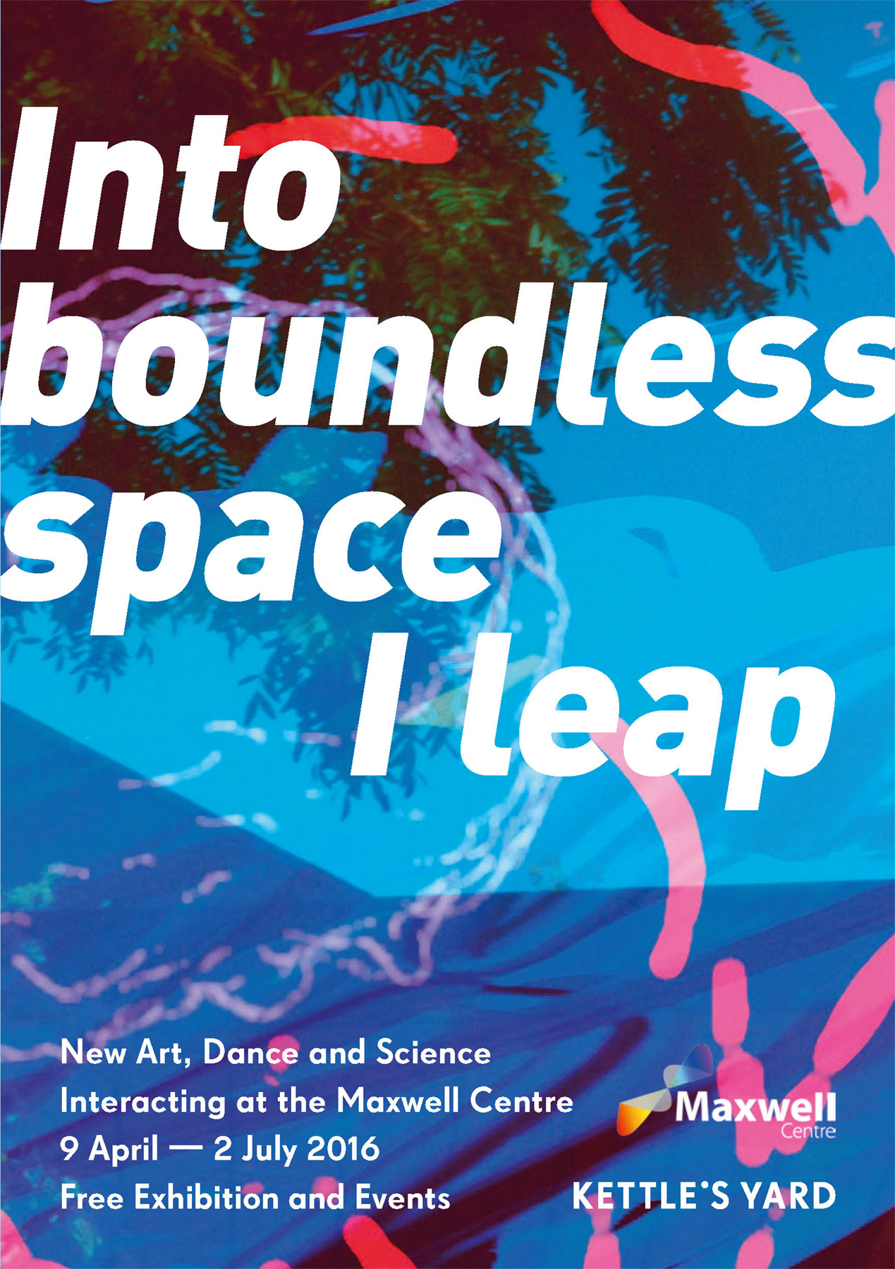 Into Boundless Space I Leap