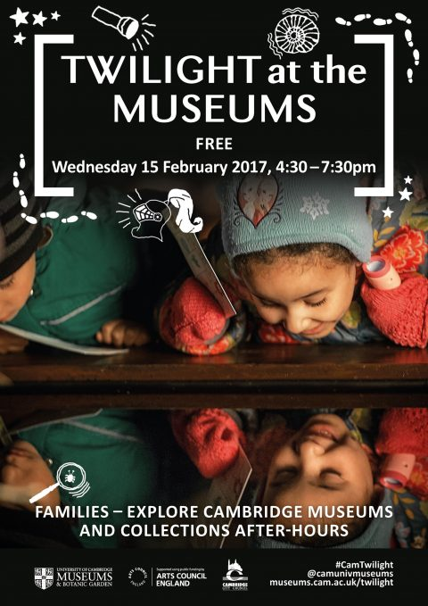 UCM Twilight at the Museums 2017 poster